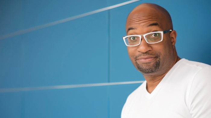 The Poet's List - Poet - Poetry News Spokenword Video - Kwame Alexander