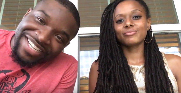 The Poet's List - Poet - Poetry News Spokenword Video - Alexzenia Davis DeAndre Moore