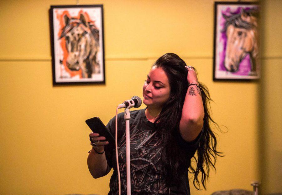 The Poet's List - Poet - Poetry News Spoken word Video - Kendra Steel