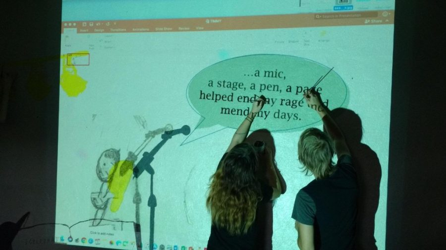 The Poet's List - Poet - Poetry News Spoken word Video - The Tower - Graceland University