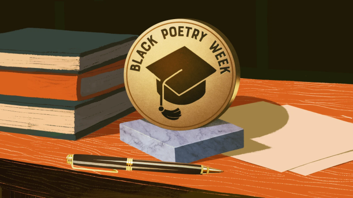 The Poet's List - Poet - Poetry News Spoken word Video - National Poetry Month - The Root