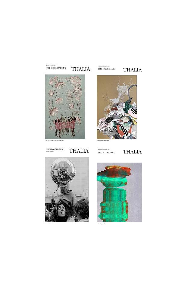 The Poet's List - Poet - Poetry News Spoken word Video - Thalia Magazine