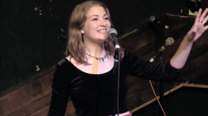 The Poet's List - Poet - Poetry News Spoken word Video - Button Poetry - Blythe Baird
