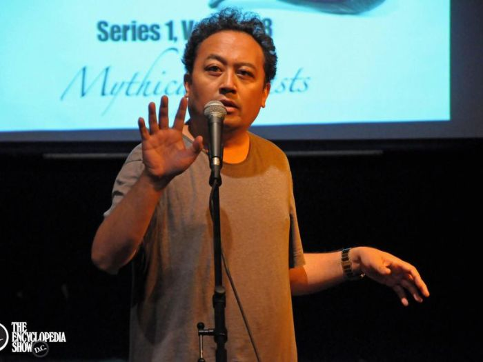 The Poet's List - Poet - Poetry News Spoken word Video - Smithsonian - Regie Cabico