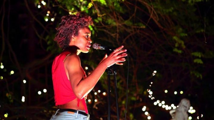 The Poet's List - Poet - Poetry News Spoken word Video - Kyla Jenee Lacey - WAN Poetry