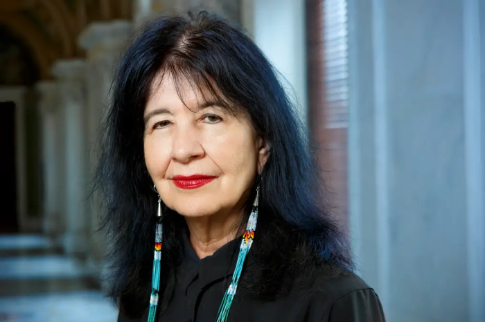 The Poet's List - Poet - Poetry News Spokenword Video - Business Insider - Laureate - Joy Harjo