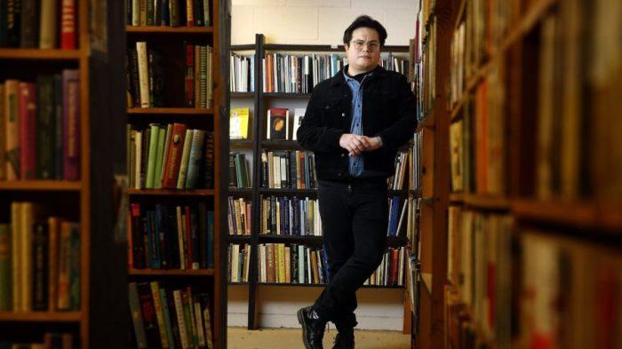 The Poet's List - Poet - Poetry News Spokenword Video - Dallas Morning News - Sebastian Hasani Paramo