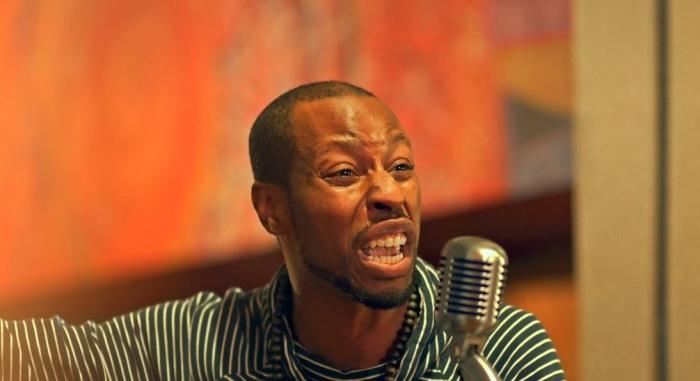 The Poet's List - Poet - Poetry News Spokenword Video - Akeem Olaj