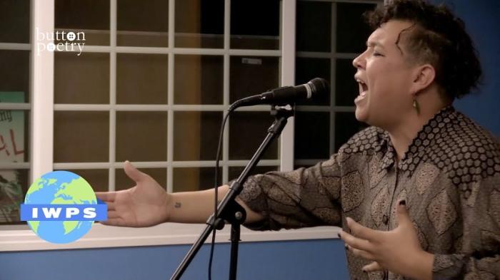 The Poet's List - Poet - Poetry News Spokenword Video - Button Poetry - George Lee